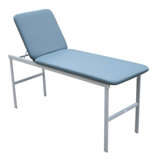 Examination Couch with Powder Coated Frame