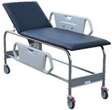Mobile Examination Couch with Safety Side Rails