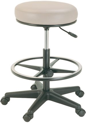 Surgeon Stool with Footrest