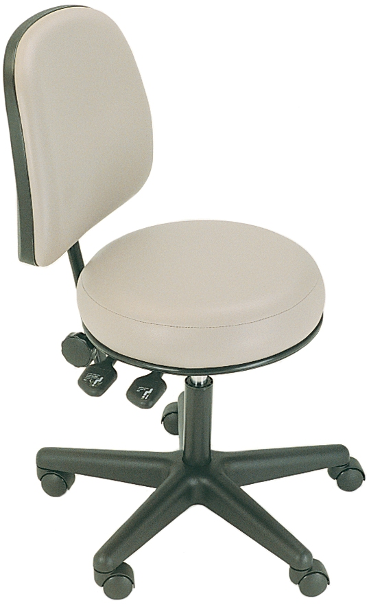 Surgeon Stool with Backrest