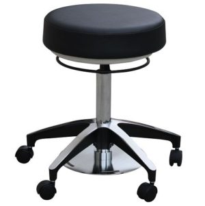 Footcontrol Surgeon Stool with Hand Ring