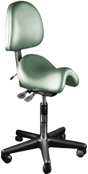 Bambach Saddle Seat with Backrest