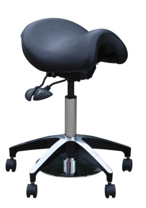 Foot Control Bambach Saddle Seat