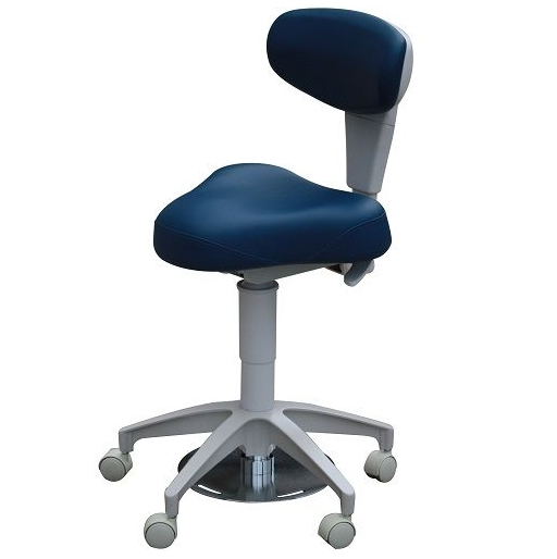 Apex Surgeon Stool with Hand & Foot Control