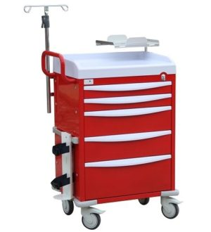 Equipment, Dressing & Medication Trolleys