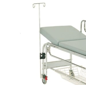 IV Pole Stainless Steel