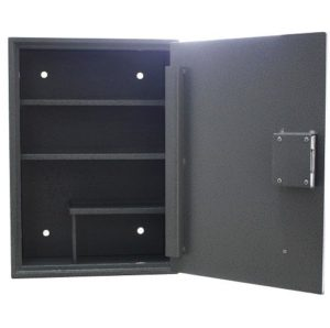 Drug Safe with 3 Shelves