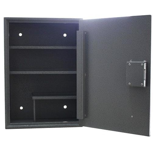 Drug Safe with 3 Shelves