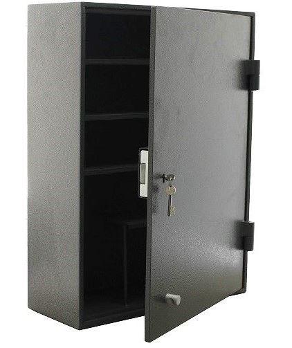 Drug Safe with 4 Shelves