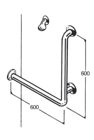 Bath/Shower Rail - Type 17