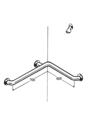 Bath/Shower Rail - Type 18