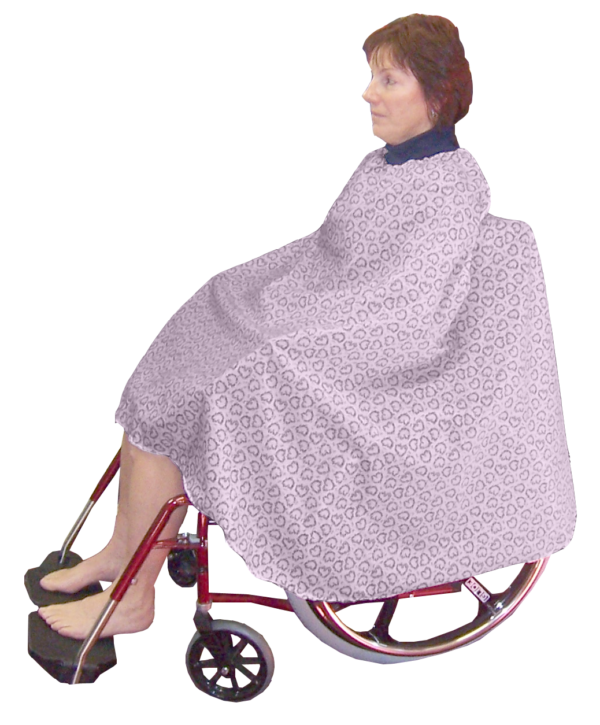 Shower Chair Cape