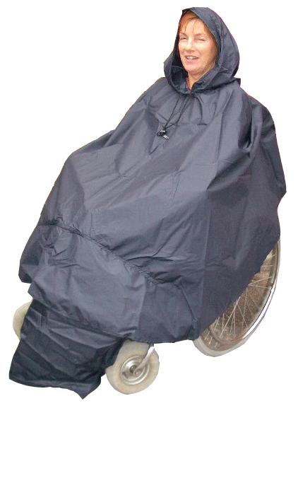 Wheelchair Rain Cape