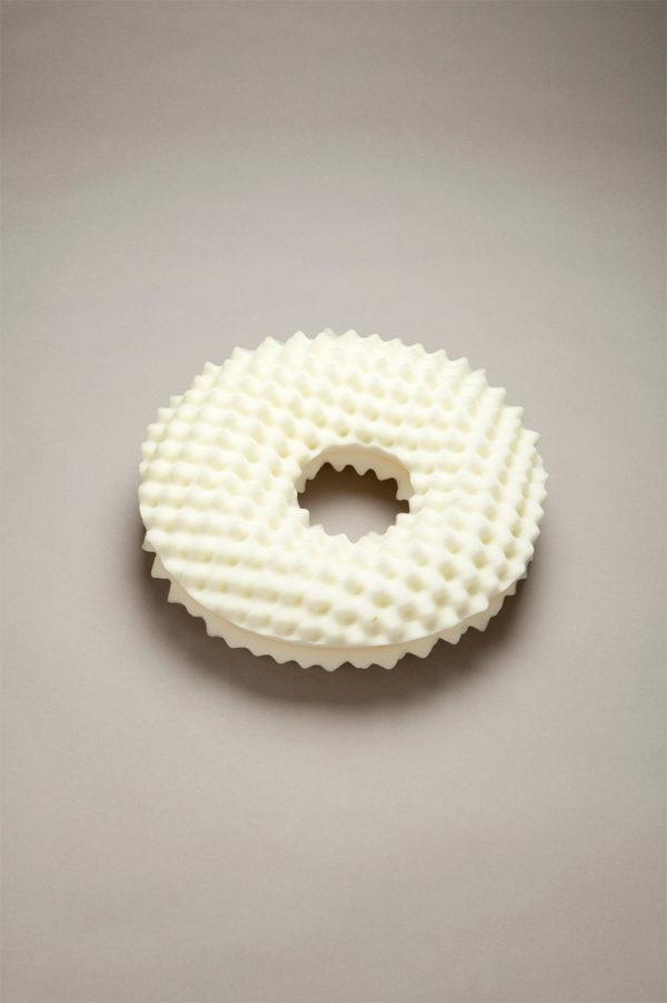 Convoluted Foam Ring Cushion