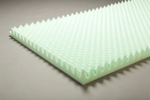 Convoluted Foam Mattress Overlay