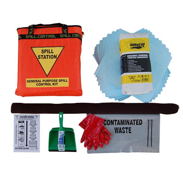 Spill Kits & Drug Safes