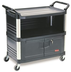 Rubbermaid Minibar Cart