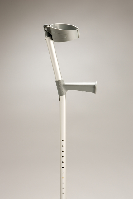 Elbow Crutches - Coopers Single Adjustable