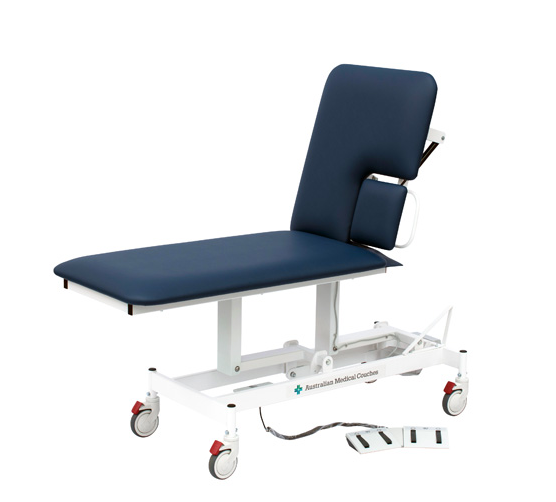 Hi/Lo Table With Echo Cardiac Drop Section