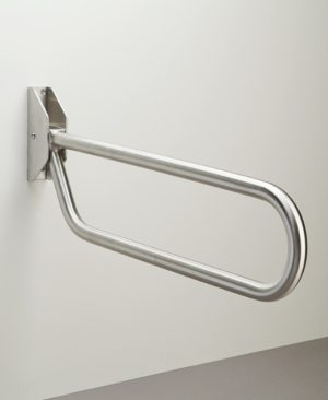 Stainless Steel Drop Down Rail