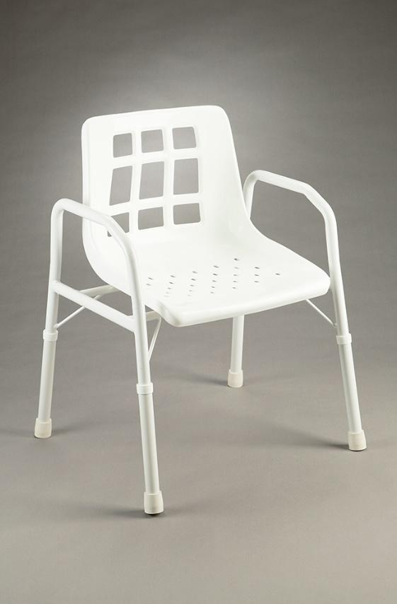 Wide Shower Chair - 50cm seat width