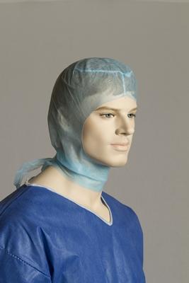 Polypropylene Hood – Blue