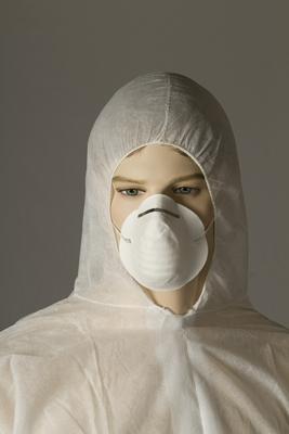 Dust Masks – White