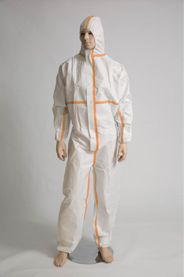 Microporous Coveralls – Type 4/5/6