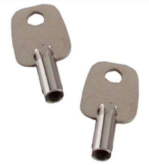 Careousel Pill Dispenser Spare Keys