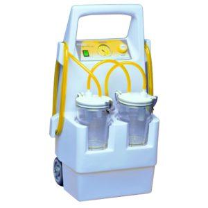 Clements High Vac Suction Pump