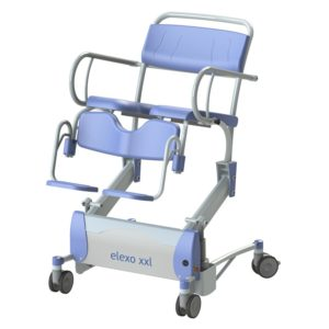 Elexo XXL Shower - Toilet Chair
