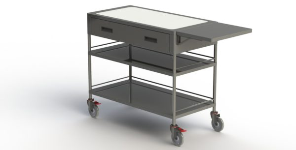Airway Emergency Trolley