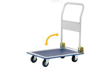 Rapini Jumbo Flat Bed Small Platform Trolley