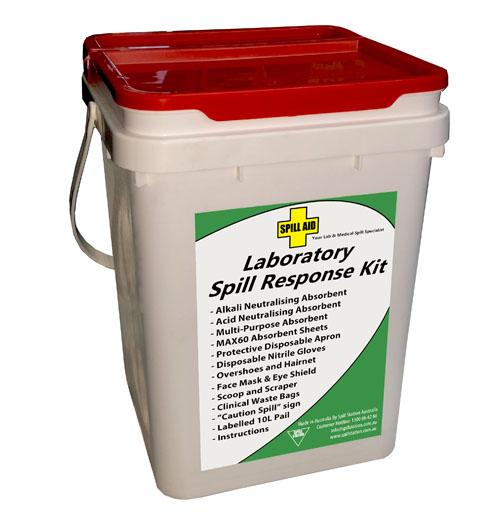 Laboratory Spill Neutralising Kit