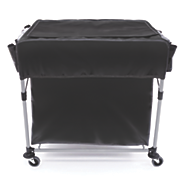 Rubbermaid Collapsing X-Cart Cover Large