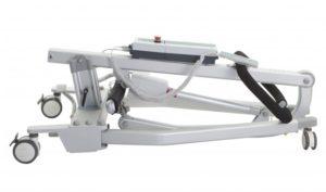 Neos Folding Lightweight Hoist with standard yoke