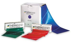 TheraBand Resistance Exercise Band