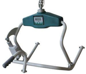 Power Pivot Frame with Integrated Weigh Scale