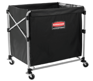 Rubbermaid Collapsing X-Cart - 300L