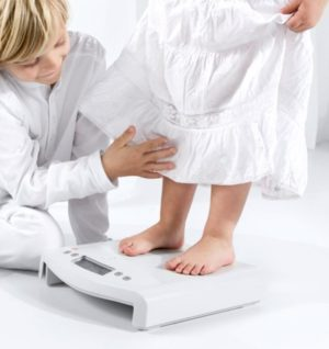 Seca Electronic Baby Scales/Childrens Flat Scales