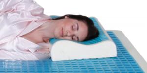 memogel contour pillow