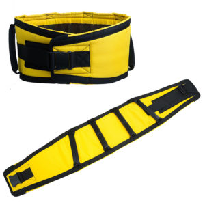Walking Belt Padded with Velcro & Nylon Buckle