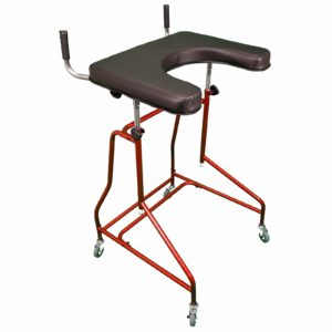 Forearm Walker with Padded Chest Rest