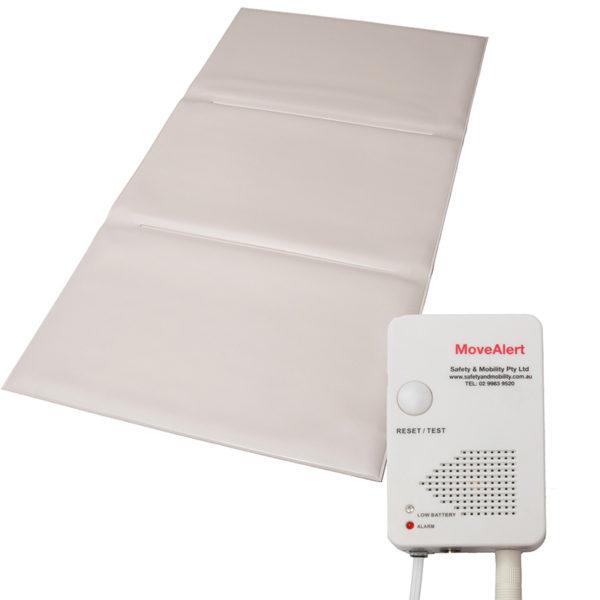 MoveAlert Floor Mat with Alarm Sensor