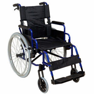 Lightweight Wheelchairs up to 120kg SWL