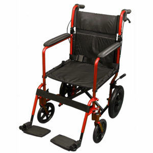 Lightweight Economy Transit Wheelchair
