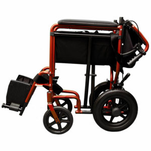Lightweight Economy Transit Wheelchair