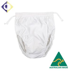 Unisex incontinence swim nappy