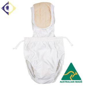 Unisex incontinence swim nappy - Pad