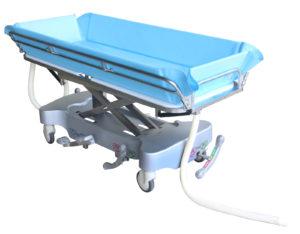 Shower Trolleys & Baths